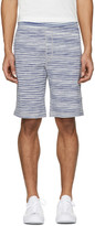 Missoni Blue Striped Shorts