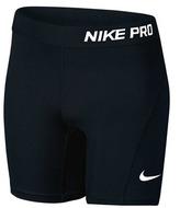 Nike Girl's Pro Cool Mid Leg Shorts