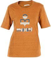Etoile Isabel Marant Amber Gold kendriwa Logo T-shirt