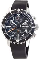 Fortis Men's 671.10.41K B-42 Marinemaster Automatic Chronograph Dial Watch