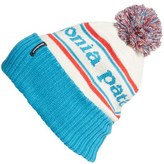 Patagonia Women's 'Powder Down' Beanie - Blue