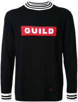 GUILD PRIME Guild jumper - men - Cotton/Acrylic - 2