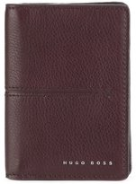 HUGO BOSS classic billfold wallet - men - Calf Leather/Polyester - One Size