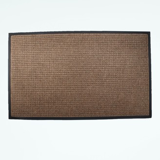 Rhino Mats 102 Town N Coutry Entrance Mat 4' X 6' Brown