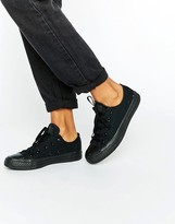 Converse Chuck Taylor All Star Core Black Mono Sneakers