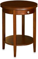 Bed Bath & Beyond Shelburne Cherry Accent Table