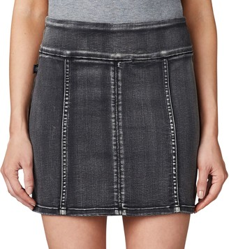 Rock & Republic Women's Fever Denim Skirt