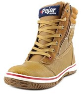 Pajar Trooper Men Round Toe Leather Snow Boot.