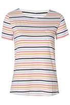 Chinti and Parker Heart Pocket T shirt Multi
