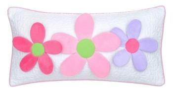 Levtex Nina Flowers Accent Pillow