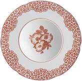 Oscar de la Renta Coralina Soup Plate