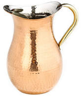 Old Dutch Dcor Copper Hammered Water Pitcher 2.25 Qt