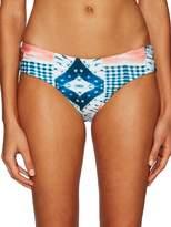 Somedays Lovin Women's Drifter Sporty Bikini Bottom