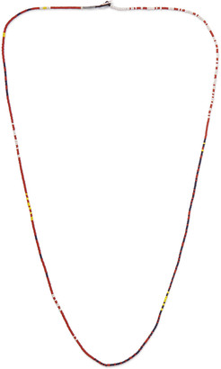 Mikia Beaded Necklace