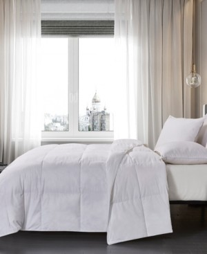 Blue Ridge 233 Thread Count Cotton White Down Full/Queen Comforter