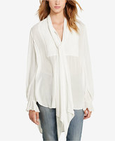 Denim & Supply Ralph Lauren Tuxedo Blouse