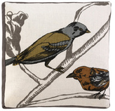 Chinoiserie Throw Pillow