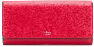 Mulberry Continental foldover wallet
