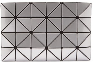 Bao Bao Issey Miyake Lucent Pvc Pouch - Silver