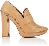 Chloé WOMEN'S LEATHER LOAFER PUMPS