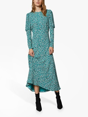 Mint Velvet Charlie Floral Maxi Dress, Multi