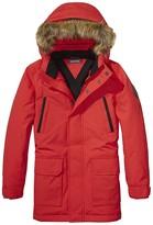 Tommy Hilfiger Th Kids Fur-Lined Jacket