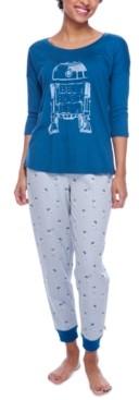 Munki Munki Star Wars R2-D2 Pajama Set