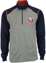 Antigua Men's New York Islanders Breakdown Quarter-Zip Pullover