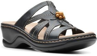 Clarks Lexi Myrtle Women's Leather Sandals