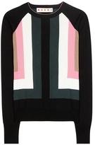 Marni Silk-blend Sweater