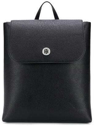 Tommy Hilfiger square-shaped backpack
