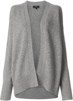 Theory open-front cashmere cardigan