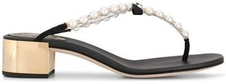 Rene Caovilla Thong Sandals