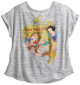 Disney Snow White and the Seven Dwarfs Fashion Tee for Women by Boutique