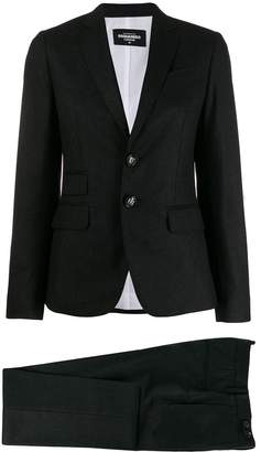 DSQUARED2 tailored vented suit