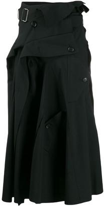 Junya Watanabe Trench Coat Skirt