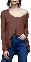 Free People Women's 'Malibu' Thermal Top