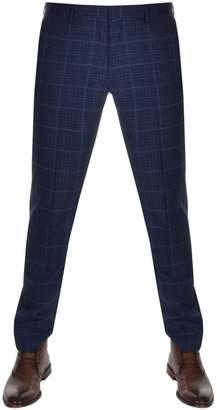HUGO BOSS Boss Business Genius Trousers Navy