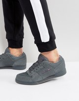 Reebok Workout Trainers In Grey Bs8439