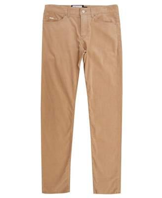 BOSS Delaware 3 Slim Fit Cords Colour: BEIGE, Size: 30R