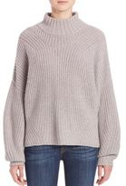 Rebecca Minkoff Algo Oversize Sleeve Turtleneck Sweater