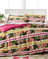 Pem America Madison Stripe 3-Pc. King Comforter Set