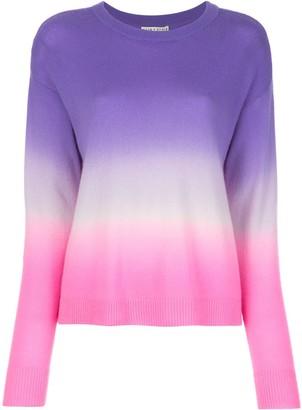 Alice + Olivia Gleeson dip-dye jumper