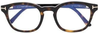 Tom Ford Clip-On Lenses Glasses