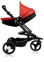 BABYZEN Zen Complete Carrycoat Pushchair, Black Frame