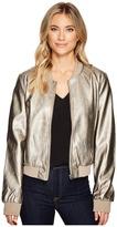 Catherine Malandrino Bomber Jacket Women's Coat
