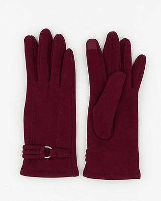 Le Château Cotton Touchscreen Gloves