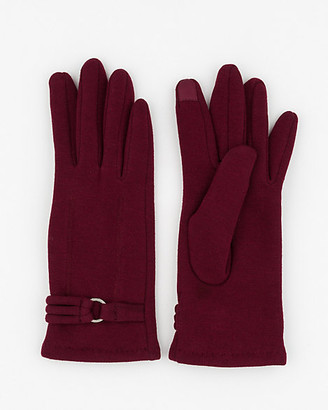 Le Château Cotton Touchscreen Gloves