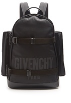 Givenchy Logo-print Canvas Backpack