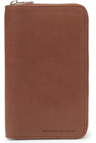 Brunello Cucinelli - Leather Travel Wallet